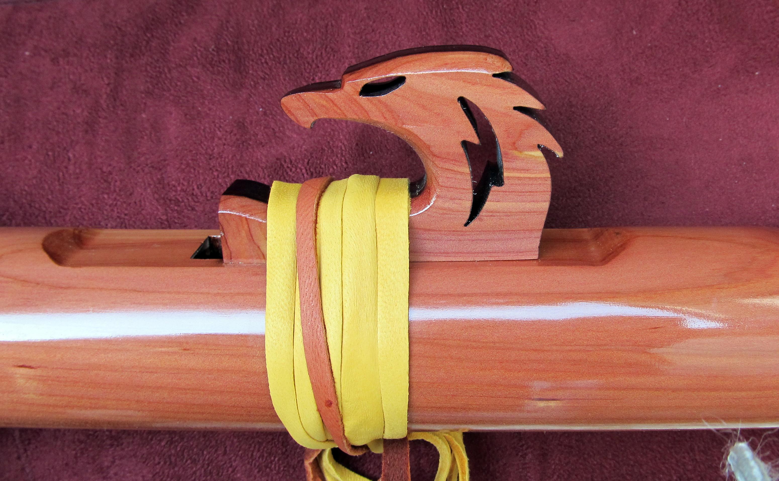 Как сделать дудочку (свирель ) своими руками Флейты от мастера Самдарши 84